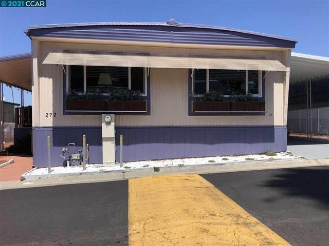 16401 San Pablo Ave 272, San Pablo, CA 94806 (#CC40953219) :: Strock Real Estate