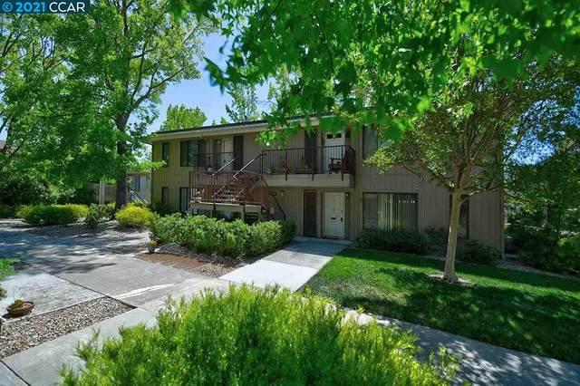 1184 Singingwood Ct 1, Walnut Creek, CA 94595 (#CC40953240) :: Alex Brant