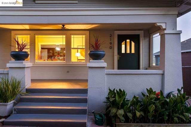 2190 39Th Ave, Oakland, CA 94601 (#EB40953244) :: Strock Real Estate