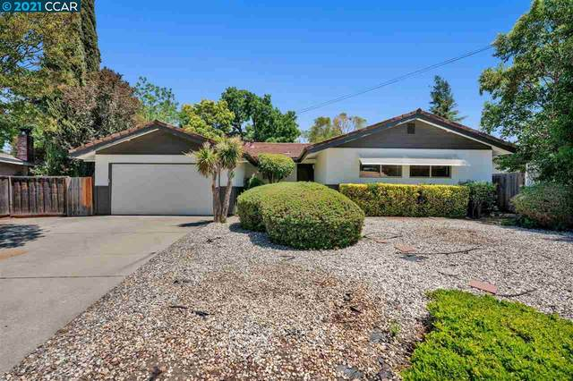1280 Bentley St, Concord, CA 94518 (#CC40953249) :: Real Estate Experts