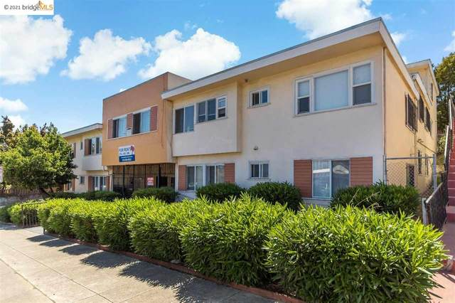 2711 23Rd Ave, Oakland, CA 94606 (#EB40953266) :: Real Estate Experts