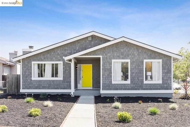 851 Stanford Ave, Oakland, CA 94608 (#EB40953277) :: Strock Real Estate