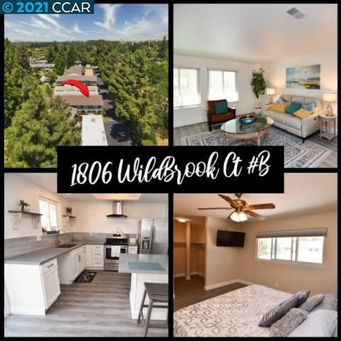 1806 Wildbrook Ct B, Concord, CA 94521 (#CC40953296) :: The Kulda Real Estate Group