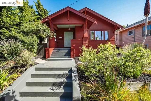 959 39Th St, Oakland, CA 94608 (#EB40953314) :: Real Estate Experts