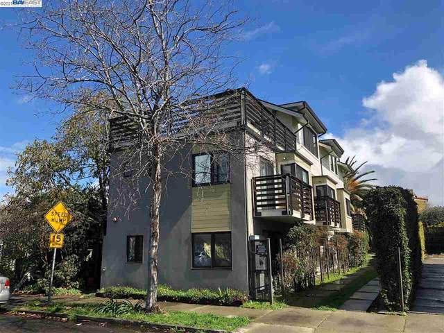 1423 Kains Ave, Berkeley, CA 94702 (#BE40953325) :: Real Estate Experts