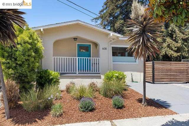 608 54Th St, Oakland, CA 94609 (#EB40953327) :: Real Estate Experts