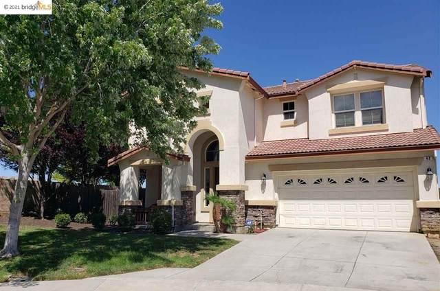 42 Vitruvius Ct, Oakley, CA 94561 (#EB40953340) :: Real Estate Experts