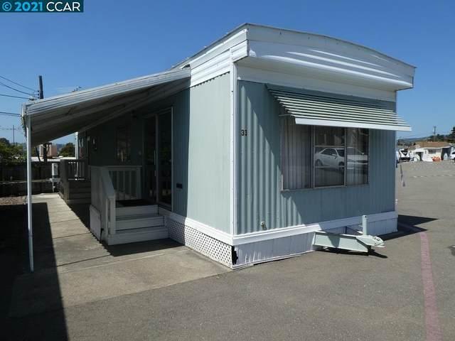 3998 Castro Valley Blvd 33A, Castro Valley, CA 94546 (#CC40953381) :: Intero Real Estate