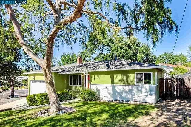 1948 Magnolia Way, Walnut Creek, CA 94595 (#CC40953389) :: Schneider Estates