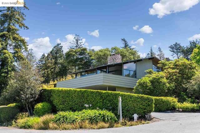 6 Rosemont Ave, Berkeley, CA 94708 (#EB40953396) :: Alex Brant