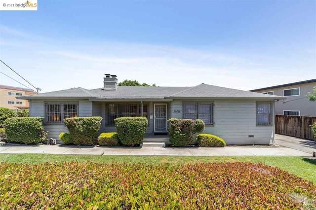 20246 Stanton Ave, Castro Valley, CA 94546 (#EB40953445) :: The Realty Society