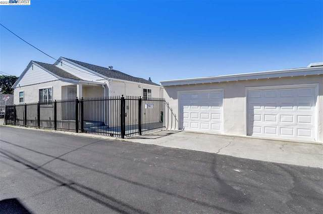 2222 E 15Th St, Oakland, CA 94606 (#BE40953470) :: Schneider Estates