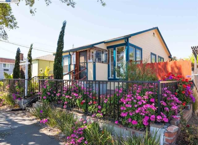 1606 Carlson Blvd, Richmond, CA 94804 (#BE40953496) :: Real Estate Experts