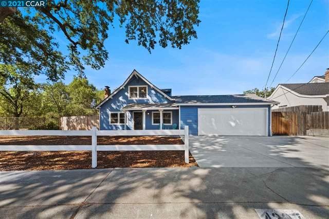 4207 Cobblestone Dr, Concord, CA 94521 (#CC40953500) :: Real Estate Experts