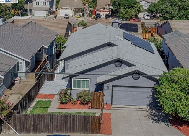 747 Bailey Rd, Pittsburg, CA 94565 (#BE40953514) :: Alex Brant