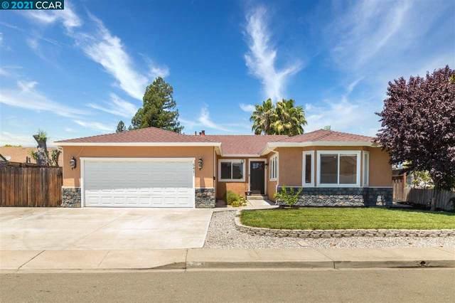 541 Van Buren Pl, San Ramon, CA 94583 (#CC40953518) :: The Goss Real Estate Group, Keller Williams Bay Area Estates