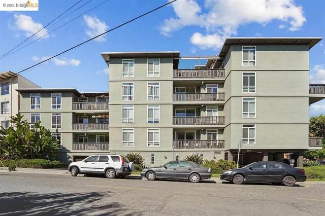 350 Perkins St 108, Oakland, CA 94610 (#EB40953530) :: Real Estate Experts