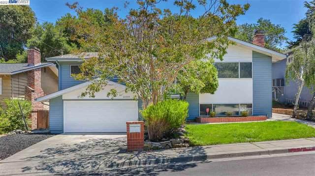 22324 Ralston Ct, Hayward, CA 94541 (#BE40953543) :: Paymon Real Estate Group