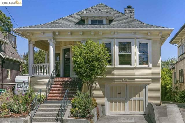 4236 Terrace Street, Oakland, CA 94611 (#EB40953545) :: Paymon Real Estate Group