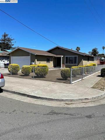 1427 Garvin Ave, Richmond, CA 94801 (#BE40953573) :: The Goss Real Estate Group, Keller Williams Bay Area Estates