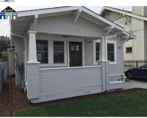 1448 79th Avenue, Oakland, CA 94621 (#BE40953616) :: Real Estate Experts