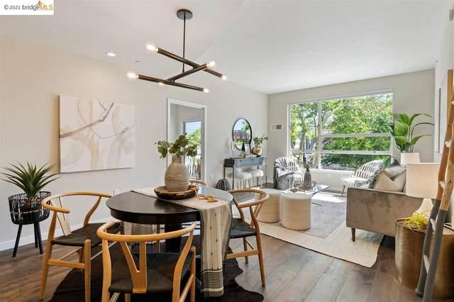 6465 San Pablo Ave 2-3, Oakland, CA 94608 (#EB40953622) :: Strock Real Estate