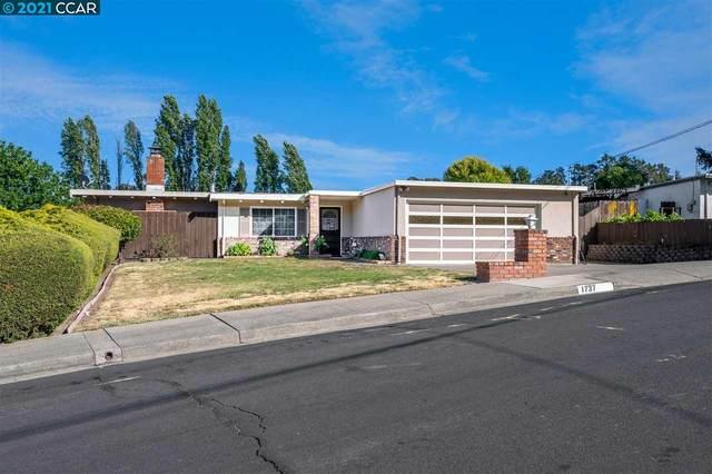 1737 El Toro Way, Pinole, CA 94564 (#CC40953658) :: Schneider Estates