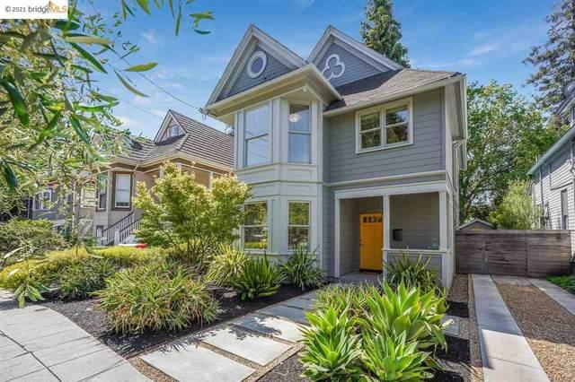 2132 Essex St, Berkeley, CA 94705 (#EB40953660) :: The Kulda Real Estate Group