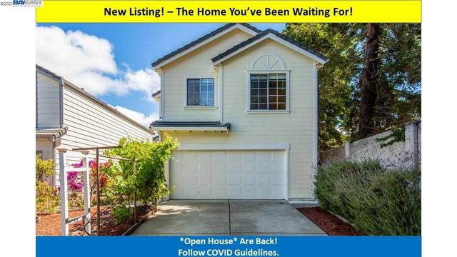 34942 Wharf Ter, Fremont, CA 94555 (#BE40953663) :: Paymon Real Estate Group