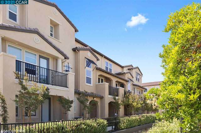 4011 Fiorentino Cmn, Fremont, CA 94555 (#CC40953678) :: Paymon Real Estate Group