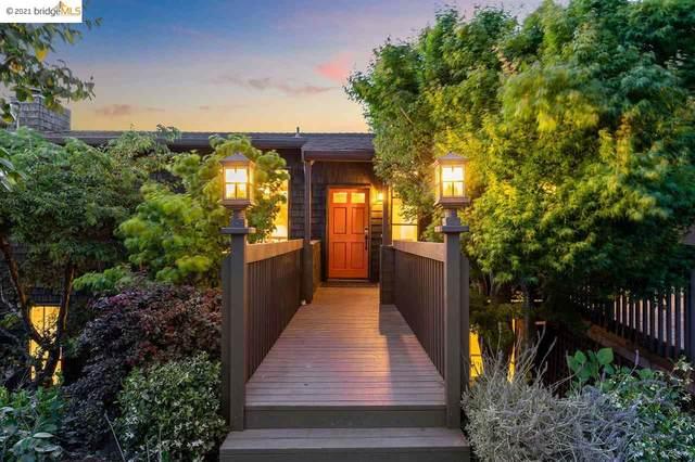 415 Scenic, Piedmont, CA 94611 (#EB40953681) :: Paymon Real Estate Group