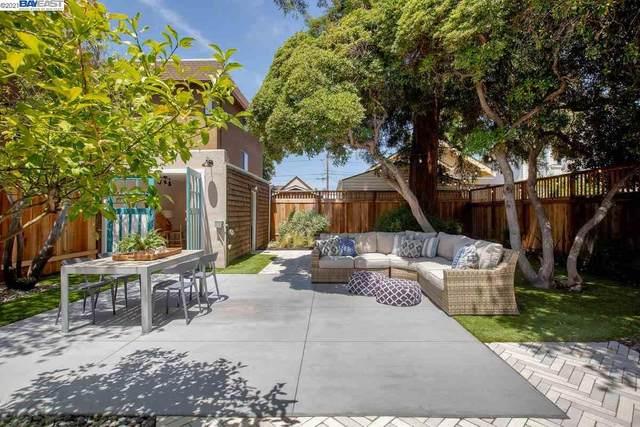 1411 Chestnut Street, Alameda, CA 94501 (#BE40953696) :: Real Estate Experts