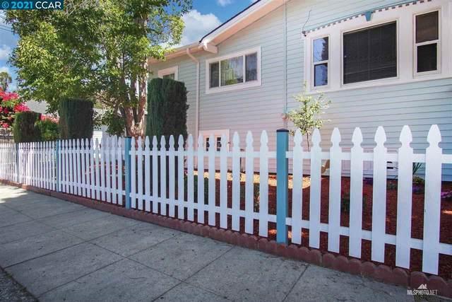 2774 Bona St, Oakland, CA 94601 (#CC40953699) :: The Gilmartin Group