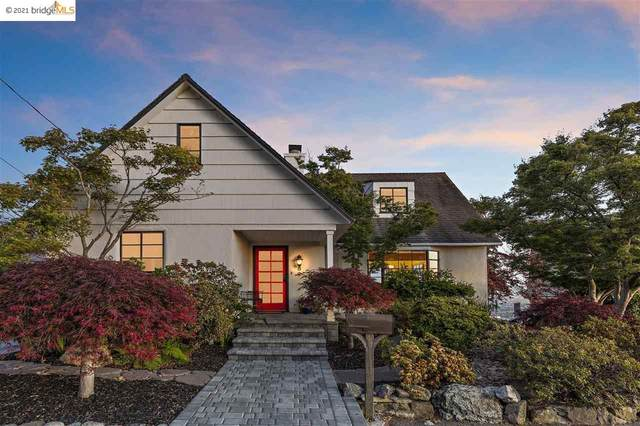 89 Northgate Ave, Berkeley, CA 94708 (#EB40953728) :: Schneider Estates