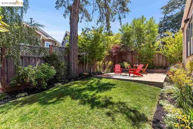 3556 Kempton Way, Oakland, CA 94611 (#EB40953733) :: The Kulda Real Estate Group