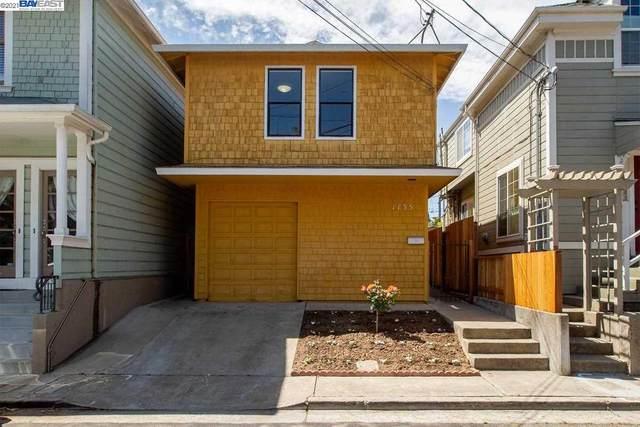 1135 Bishop Street, Alameda, CA 94501 (#BE40953729) :: Real Estate Experts