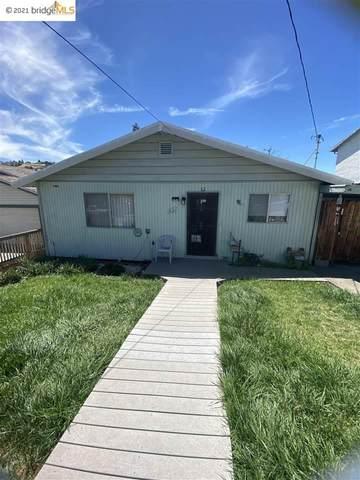 631 Edwards St, Crockett, CA 94525 (#EB40953745) :: Schneider Estates