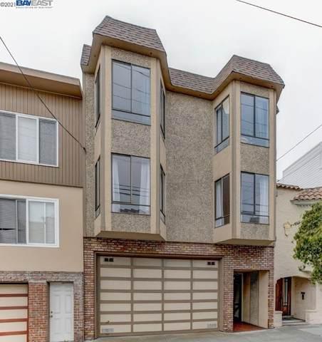 369 21St Ave, San Francisco, CA 94121 (#BE40953747) :: Robert Balina | Synergize Realty