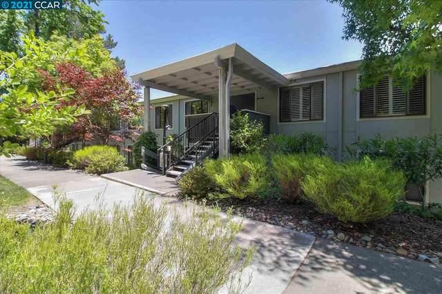 1549 Oakmont Dr 8, Walnut Creek, CA 94595 (#CC40953750) :: Alex Brant