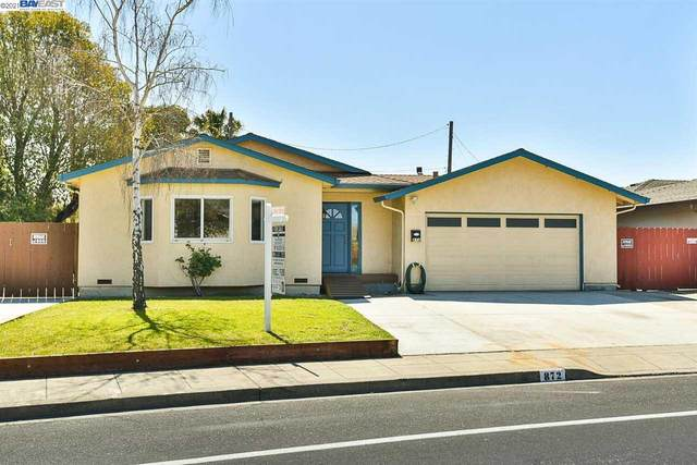 872 Laurie Ave, Santa Clara, CA 95054 (#BE40953778) :: Paymon Real Estate Group