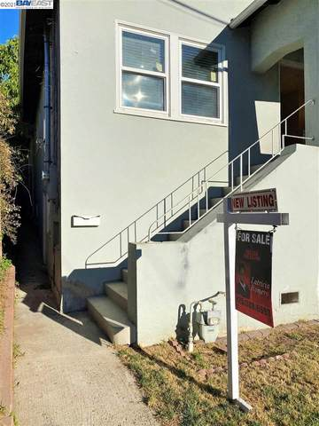 2416 23rd Avenue, Oakland, CA 94606 (#BE40953800) :: Real Estate Experts