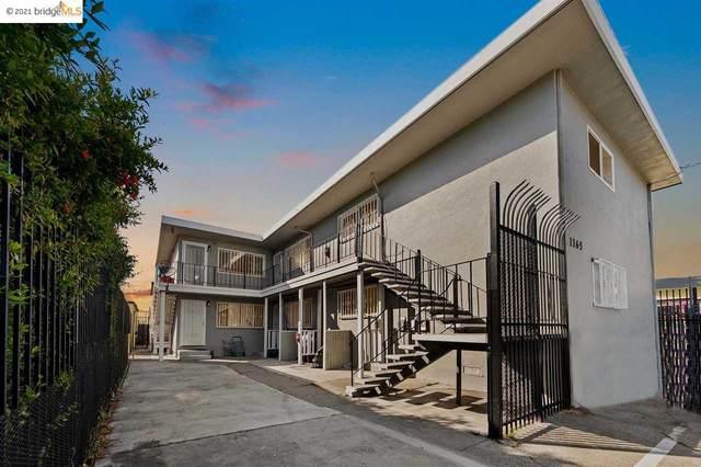 1165 71st Avenue, Oakland, CA 94621 (#EB40953799) :: Real Estate Experts