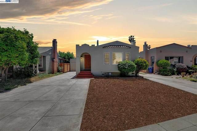 953 Alice Ave, San Leandro, CA 94577 (#BE40953821) :: Schneider Estates