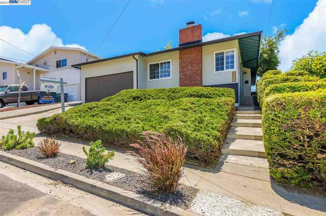 2531 Jacobs St, Hayward, CA 94541 (#BE40953827) :: Paymon Real Estate Group