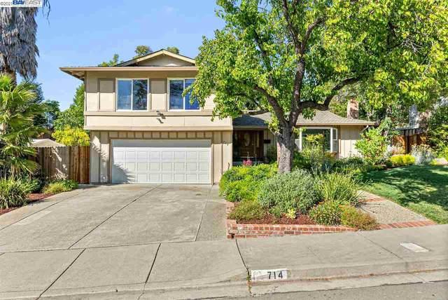 714 Sylvaner Dr, Pleasanton, CA 94566 (#BE40953837) :: Real Estate Experts
