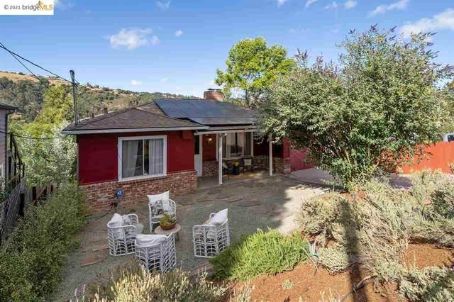 7916 Sterling Dr, Oakland, CA 94605 (#EB40953840) :: Schneider Estates