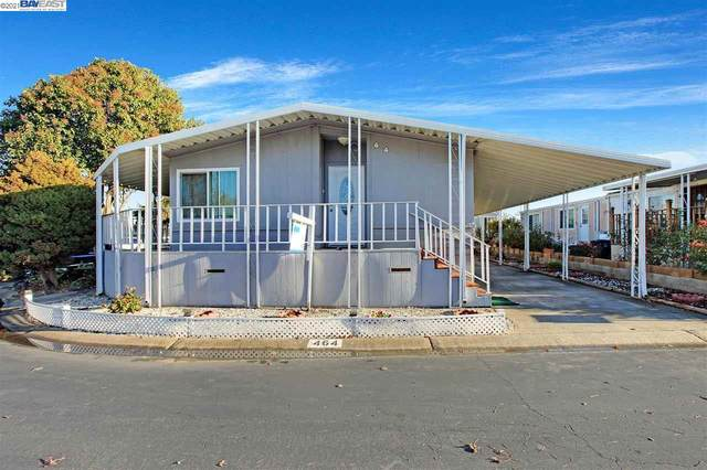 464 Panama Circle, Union City, CA 94587 (#BE40953844) :: The Gilmartin Group