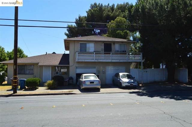 1801 D Street, Antioch, CA 94509 (#EB40953852) :: Alex Brant