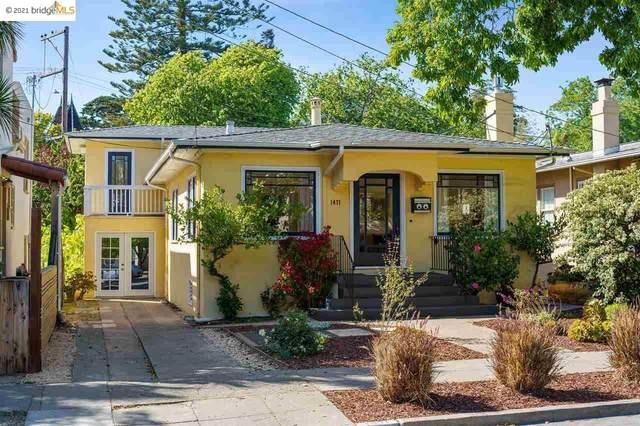 1471 Hopkins St, Berkeley, CA 94702 (#EB40953876) :: The Kulda Real Estate Group
