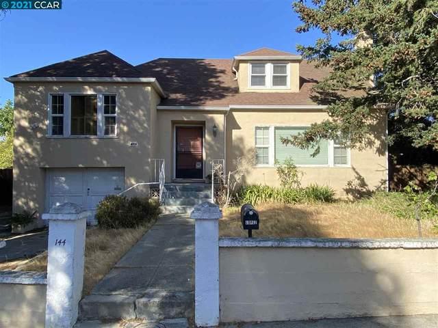 144 C Street, Vallejo, CA 94590 (#CC40953908) :: Paymon Real Estate Group